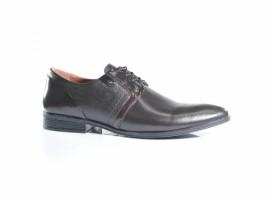 Туфли 19-407 коричневый_0