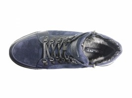 Ботинки SLAT 19-410 синий замш_4