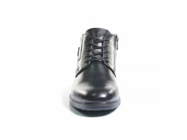 Ботинки SLAT 19-421 черній_2