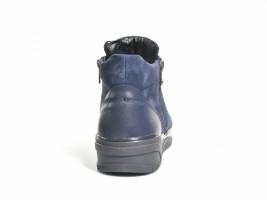 Ботинки SLAT 19-410 синий замш_3