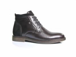 Ботинки SLAT 19-403 коричневый_0