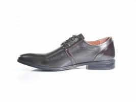 Туфли 19-407 коричневый_1