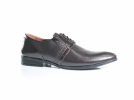 Туфли 19-408 коричневый_0