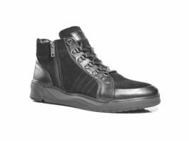 Ботинки SLAT 19-410 замш