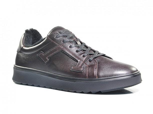 SLAT кроссовки 20-505 коричневый мех