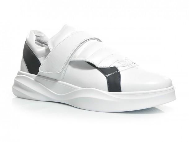 Кроссовки 20-507 белый