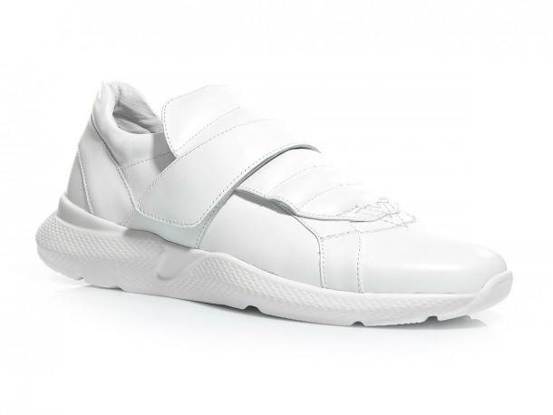 Кроссовки 20-508 белый