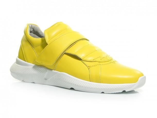 Кроссовки 20-508 желтый