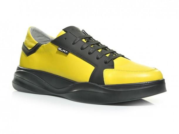 Кроссовки 20-520 желтый