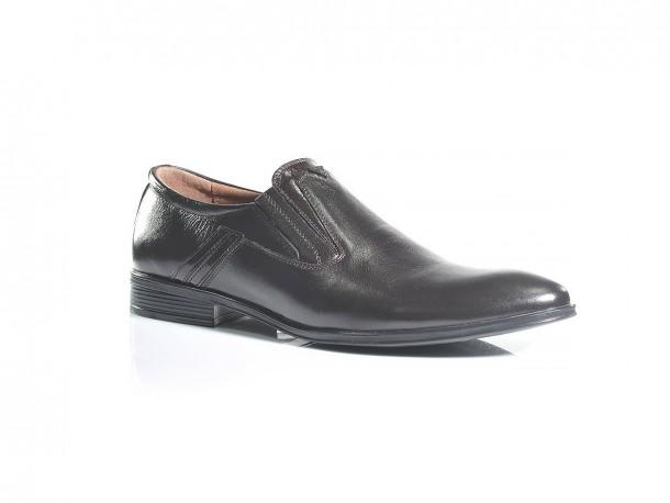 Туфли 19-441 коричневый
