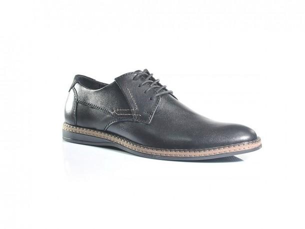 Туфли 19-455 черный