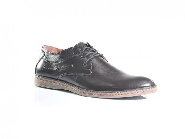 Туфли 19-466 коричневый