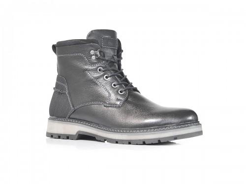 Ботинки SLAT 17-200 черный
