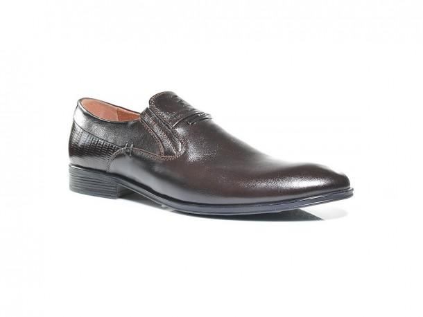 Туфли 19-471 коричневый