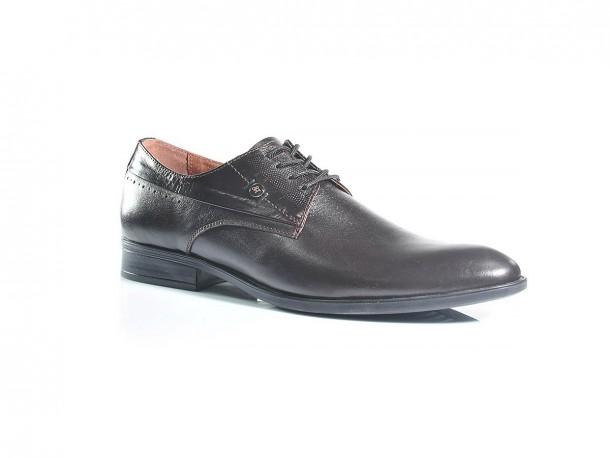 Туфли 19-447 коричневый