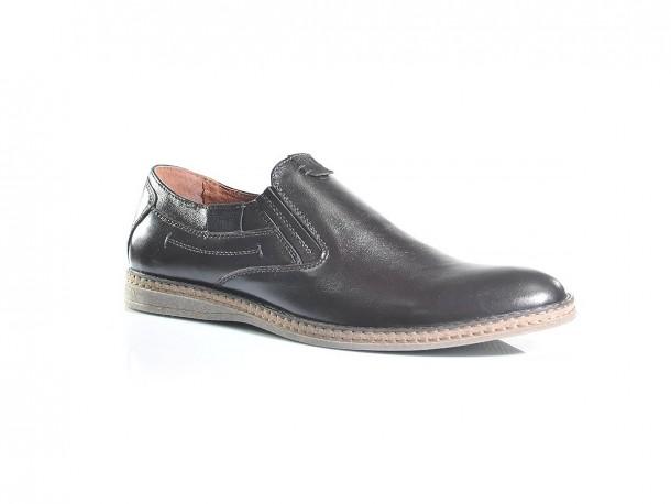 Туфли 19-465 коричневый