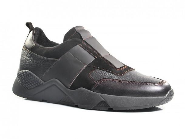 SLAT кроссовки 20-516 коричневый байка