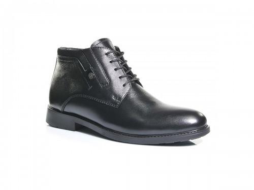 Ботинки SLAT 19-421 черній