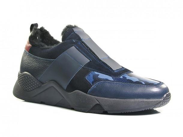 SLAT кроссовки 20-515 СМ мех