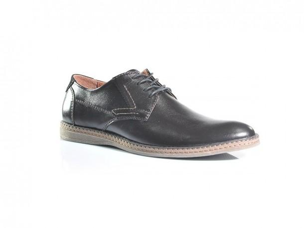 Туфли 19-455 коричневый