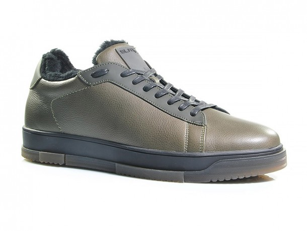 SLAT кроссовки 20-570 хаки мех