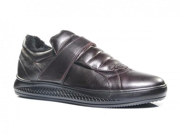 SLAT кроссовки 20-590 коричневый мех
