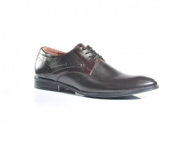 Туфли 19-440 коричневый
