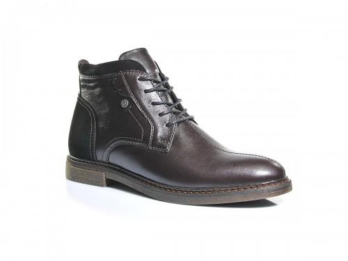 Ботинки SLAT 19-403 коричневый