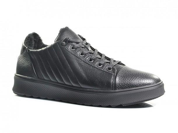 SLAT кроссовки 20-560 черный мех