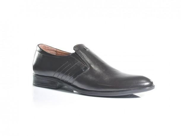 Туфли 19-445 коричневый