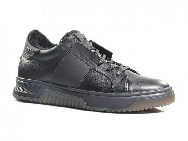 SLAT кроссовки 20-555 черный мех