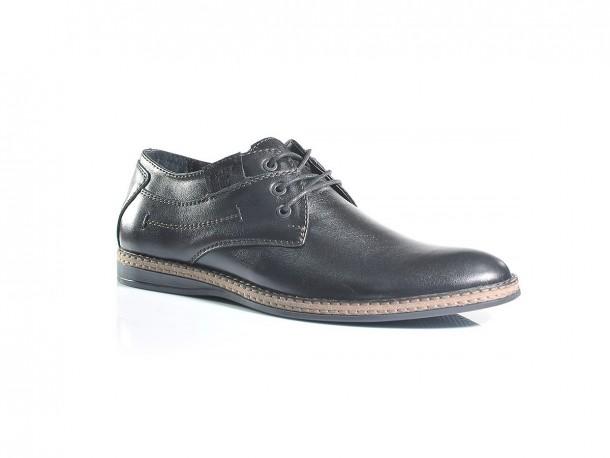 Туфли 19-466 черный