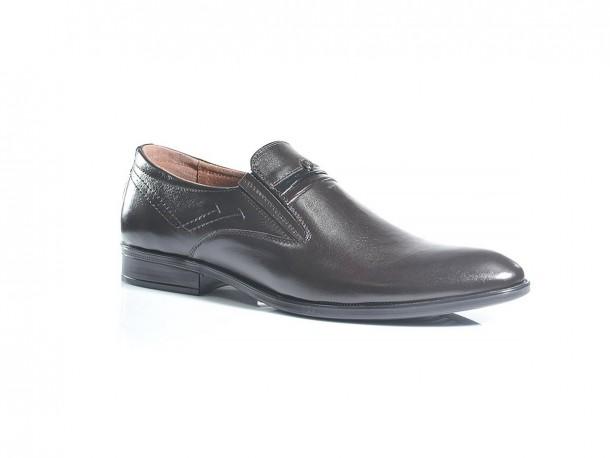 Туфли 19-444 коричневый