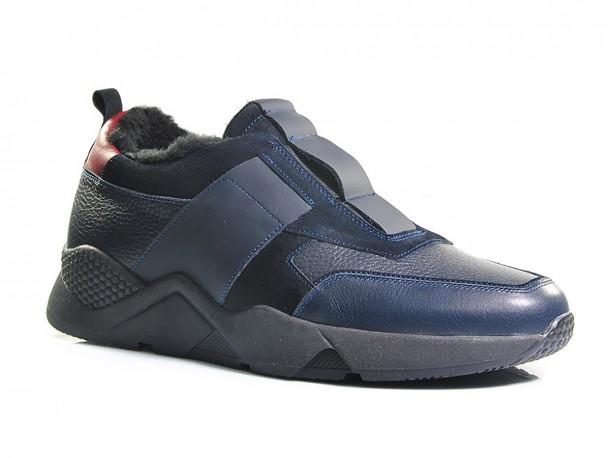 SLAT кроссовки 20-515 синий мех