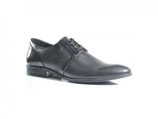 Туфли 19-407 черный
