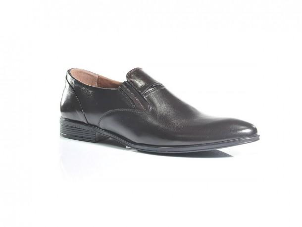 Туфли 19-451 коричневый