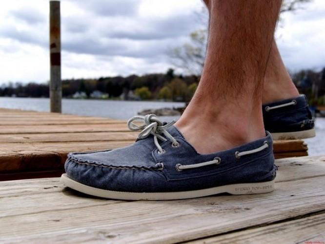 Особенности выбора летней мужской обуви