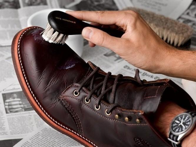 Эффективные способы ухода и чистки кожаной обуви