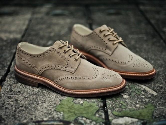 Мужские дезерты – стильная обувь для межсезонья